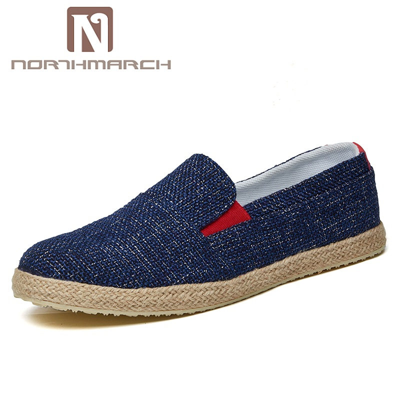 NORTHMARCH Shoes Men Spring Autumn Men Casual Shoes Canvas Shoes Breathable Classic Loafers Driving Shoes Chaussure HommesNORTHMARCH Shoes Men Spring Autumn Men Casual Shoes Canvas Shoes Breathable Classic Loafers Driving Shoes Chaussure Hommes
