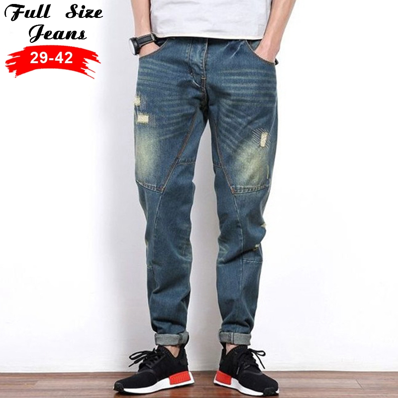 Compare Prices on Men Jogger Jeans Pants Size 40- Online Shopping ...
