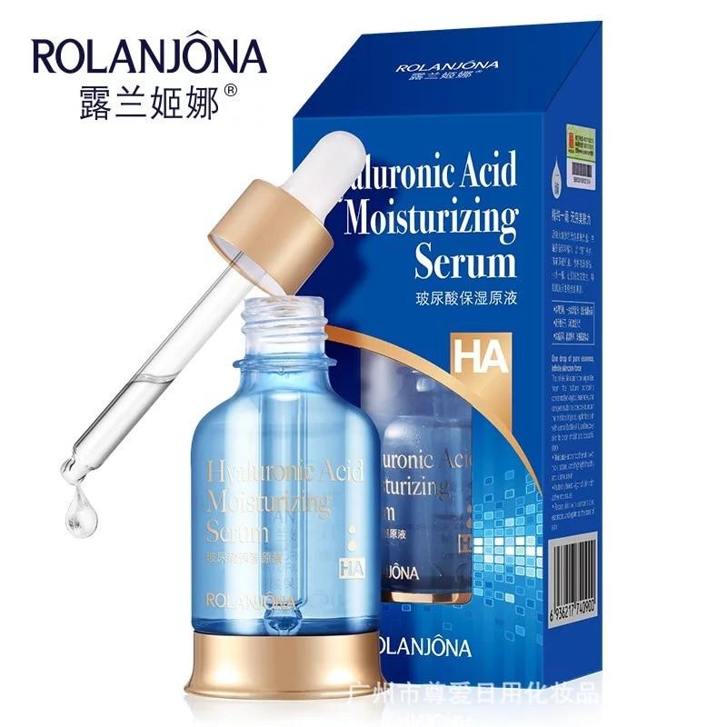Hyaluronic Acid Serum Snail Essence Face Cream