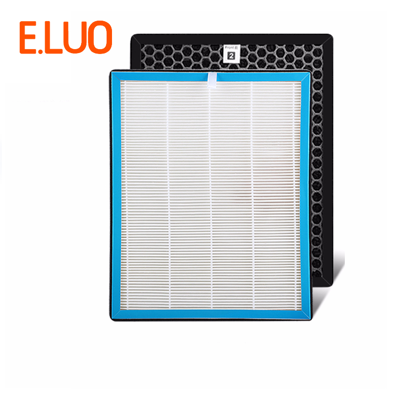The activated carbon air filter+hepa filter cleaner parts, high efficient composite air purifier parts TKJ-F220B TKJ-F210BThe activated carbon air filter+hepa filter cleaner parts, high efficient composite air purifier parts TKJ-F220B TKJ-F210B