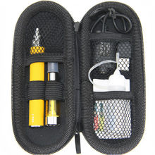 Hot cheapest EGO t ce5 vaporizer gift bag atomizer vape e liquid Electronic Cigarette kit e-cigarettes hookah pen case shisha