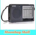Лучшая цена Высокая Чувствительность TECSUN Радио R-9012 FM, MW, SW 12 ГРУППА РАДИОПРИЕМНИК Портативный Мини FM Радио с Встроенный Динамик