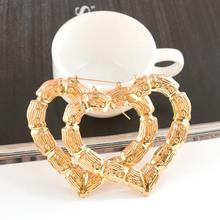 High Quality Celebrity Large Basketball Wives Cool Hoop Earring Heart Star Bamboo Big Earrings For Women Fashion Jewelry