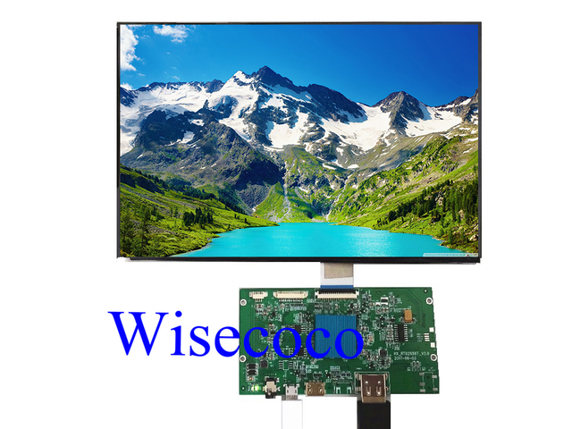 10.1 inch 2K IPS LCD panel 2560*1600 TFT screen with micro USB+MINI HDMI+HDMI driver board no backlight for diy projector