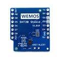 Escudo para WeMos SHT30 D1 mini SHT30 I2C módulo de temperatura digital e sensor de umidade