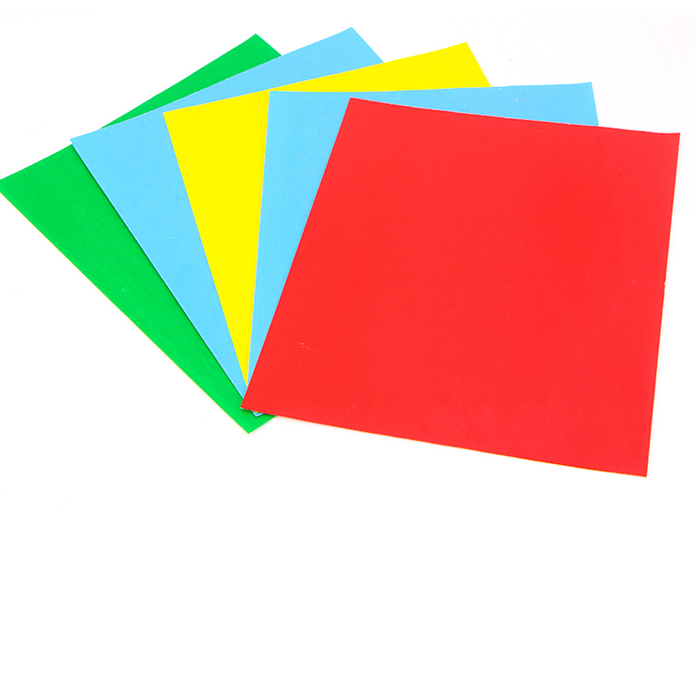 5 Colors /set Colorful One Side Tracing Paper Coated Carbon Paper Fabric Drawing Tracing Paper For Cloth