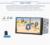 Cable Quad Android 5.1.1 unversal coche 2 Din GPS Estéreo de 101mm * 176mm 7 pulgadas 2 din radio navi Headunit navi mapa libre de la pantalla 2din