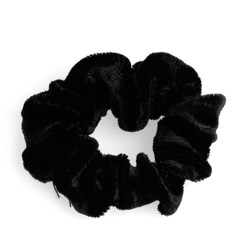 10pcs Women s Hair Velvet Scrunchie Elastic Ponytail Tie Bows Rubber Bobbles  Lovely Hot Sale Hair Accessories Headband-in Women s Hair Accessories from  ... 6e861698abe