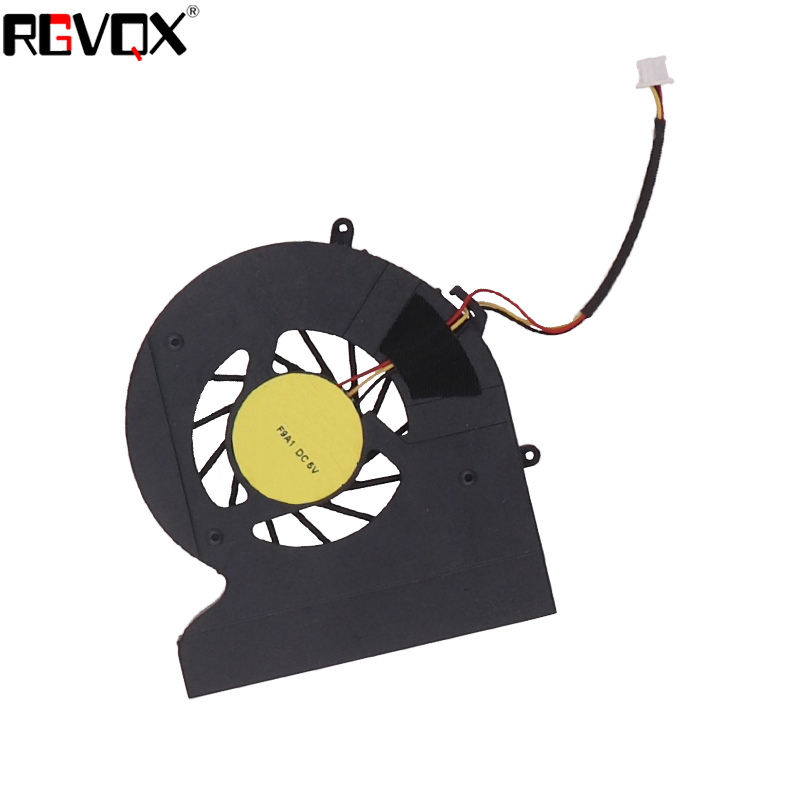 Купить с кэшбэком New Laptop Cooling Fan For LENOVO IdeaPad U150 DFS401505M10T Replacement Cooler