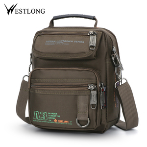 Image 1 - 3707W  Men Messenger Running Bags Casual Multifunction Small Travel Bags Waterproof Shoulder Waist Packs Military Crossbody Bags