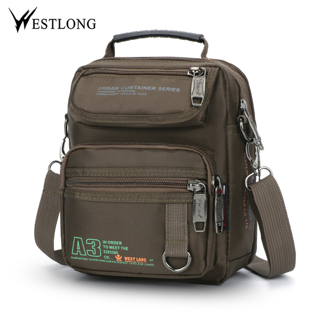 3707W  Men Messenger Running Bags Casual Multifunction Small Travel Bags Waterproof Shoulder Waist Packs Military Crossbody Bags
