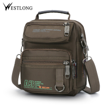 New 3707W  Men Messenger Bags Casual Multifunction Small Travel Bags W