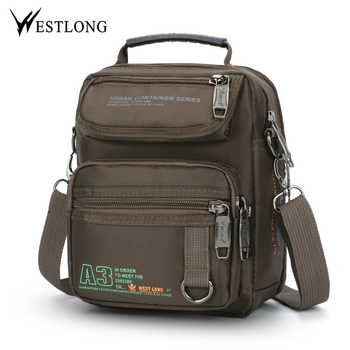 New 3707W  Men Messenger Bags Casual Multifunction Small Travel Bags Waterproof Leisure Shoulder Fashion Military Crossbody Bags - DISCOUNT ITEM  50 OFF All Category