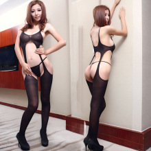 Bodystocking Sexy Lingerie Women Sexy Costumes Erotic Baby Doll Lingeries Sex Langerie Body Stocking Sleepwear Nightgown Dress