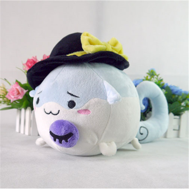 TouHou Project cosplay plush toy anime Komeiji Koishi pet doll 36cm soft pillow high quality gift