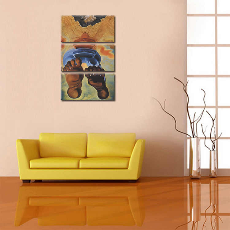 3 Pieces/set Abstract poster series Canvas Painting living room Room Decoration Print Canvas Pictures Framed/Abstract (75)
