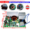 TIG 160 200 IGBT PCB Single Boards For IGBT Inverter Welding Machine AC220V Inverter Pcb Inverter
