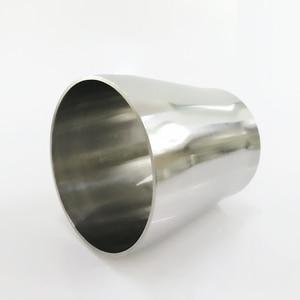 Image 3 - Uitlaatpijp Connector Lassen Reducer Duurzaam Weld Reducer Hoge Kwaliteit Rvs SS304Pipe Fittings
