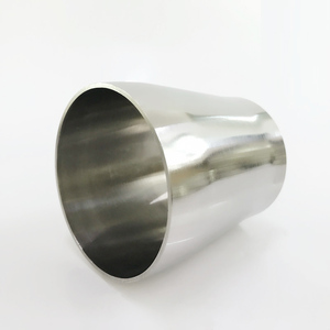 Image 3 - exhaust pipe connecter welding reducer Durable Weld Reducer High Quality Stainless Steel SS304Pipe Fittings