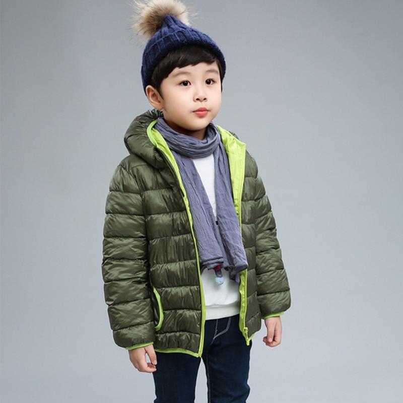 2019 Autumn Children Jackets Hooded Outerwear Boys Warm Jacket Fashion Kids Zipper Coat Clothes Teenager Girls Outerwear Jacket (8)