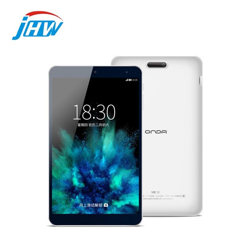 Onda V80 SE 8 Android 5 1 Tablets 1920x1200 8inch IPS Screen AllWinner A64 2GB RAM
