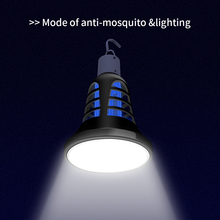 USB Outdoor Insect Killer Lamp 5V E27 Bombilla Mosquito Trap LED Light 220V Elektrische Mug Bulb 110V Anti Fly