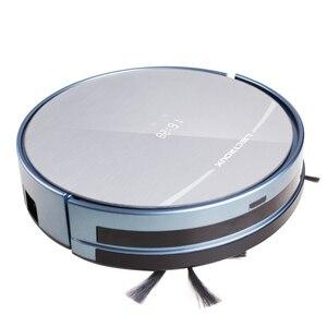 Image 2 - Liectroux wifi app 제어 기능이있는 가장 진보 된 로봇 진공 청소기 x5s, 지도 내비게이션, 큰 쓰레기통 및 수조, 습식 건식 걸레,