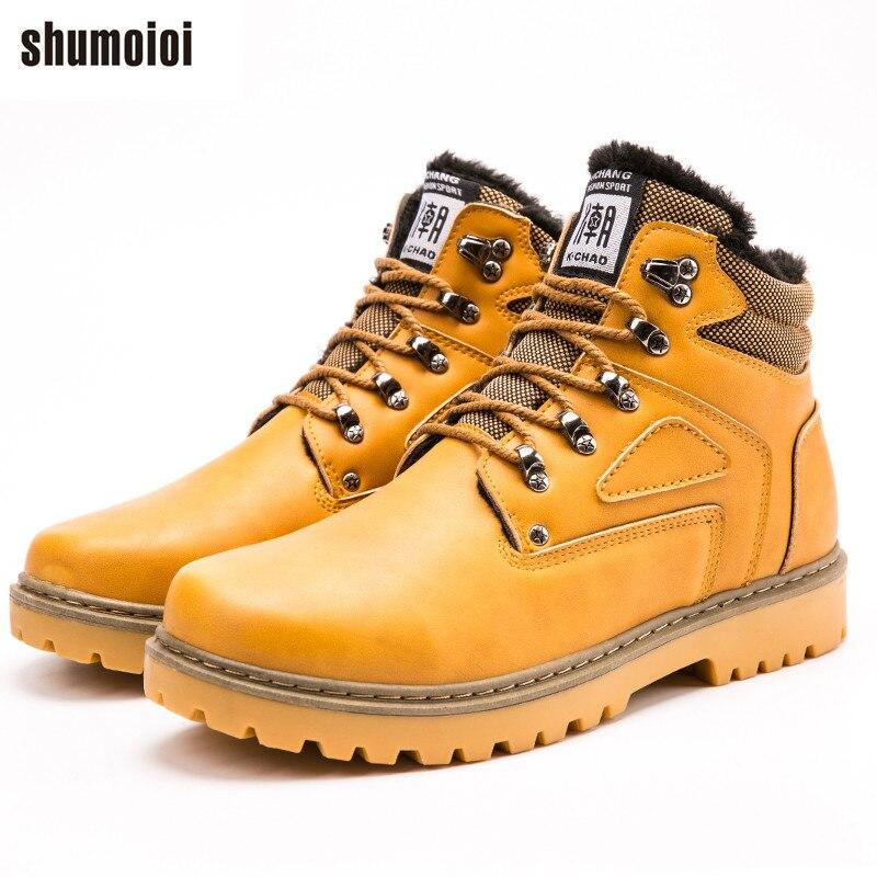 Online Get Cheap Warm Waterproof Work Boots -Aliexpress.com ...