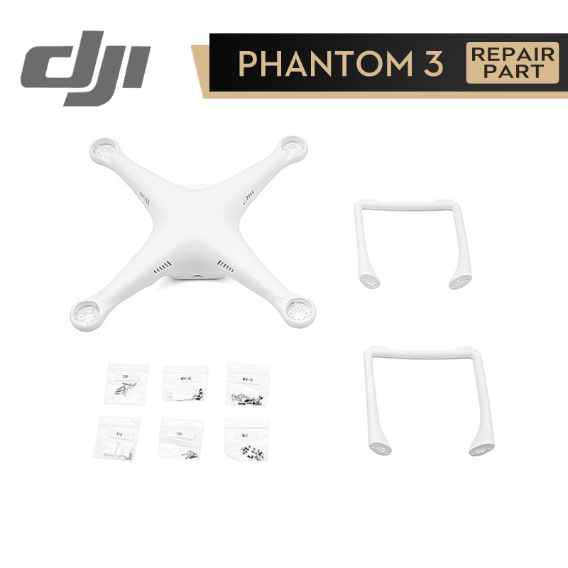 все цены на DJI Phantom 3 Sta Shell for Phantom3 Standard Original Parts Accessories