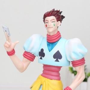 Image 5 - city Hunter X Hunter PVC Action Figure Toys Gon Freecss Killua Zaoldyeck Ichiban Kuji  Hiiro no Tsuioku HISOKA JOKER Diorama toy