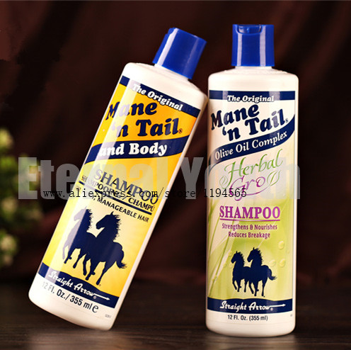 Anti Hair Loss Shampoo Conditioner Oil Control Smooth Damaged Hair Repair 355ml