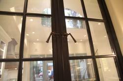 Hench 100% fabrik großhandel türen und windows arcadia stahl windows stahl und glas französisch türen