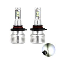 2PCS NEW Car Styling H7 H4 H11 9005 9006 Headlight Kit Auto Car Lights 80W Super