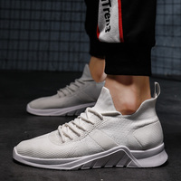 Men Sneakers Ventilation Mesh Cloth Walking Running Shoes Male Comfortable Trainers For Men Lightweight Outdoor Sports Shoes