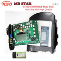 High Quality Full Chip MB STAR C4 SD CONNECT Diagnostic Tool with WIFI Function SD C4 Main Unit XENTRY Star C4 DHL free