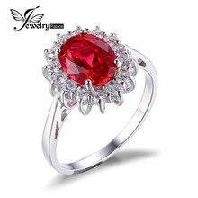 Миддлтон создано уильям кейт диана рубин jewelrypalace обручальное стерлингового принцесса серебра