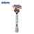 Maquinilla de afeitar eléctrica de afeitar gillette fusion proglide poder flexball cuchillas de afeitar de afeitar hombre afeitado afeitadora navaja de afeitar de seguridad