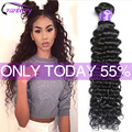 Peruvian Virgin Hair 4Bundle Peruvian Deep Wave Virgin Hair Deep Wave Peruvian Hair Peruvian Deep Curly Weave Human Hair Bundles