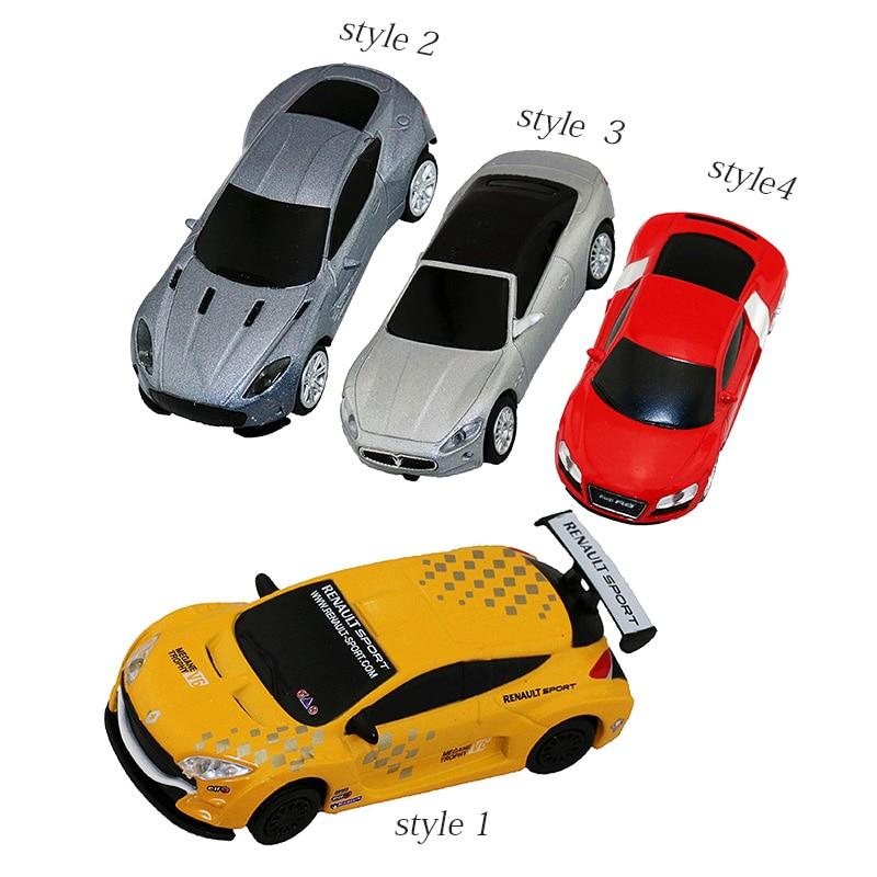 Nouveau arrivent super Roadster voiture USB Bâton 4 gb 8 gb 16 gb 32 gb 64 gb Voiture Style Pen Drive USB 2.0 Métal Pendrive Usb Flash Drive