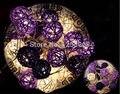 20 Bola de algodão 2.5 M Bola de algodão, decoração de cristmas guirlanda seqüência de luz
