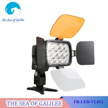LED-VL012 27W 4500 Lux LED Video Light 3200k/5500k Photos Photography Lighting for Canon Nikon DSLR Camera