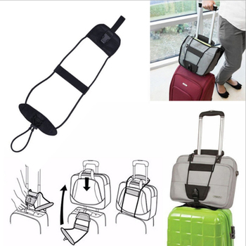 Elastic Telescopic Luggage Strap Travel Bag Parts Suitcase Fixed Belt Trolley Adjustable Security Accessories Supplies Products Travel Accessories