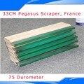 DJ-5 Шт Франция 33 см Ширина ГОРЯЧЕЙ ПРОДАЖИ Шелкография Ракель Лезвия (ведущие продукты мире) С деревянной Ручкой