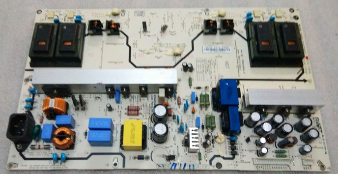 power supply PLHL-T848A is used