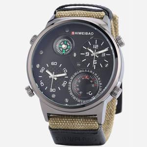 79b00f1a410 SHI WEI BAO Luxury Mens Watches Relogio Masculino Sports