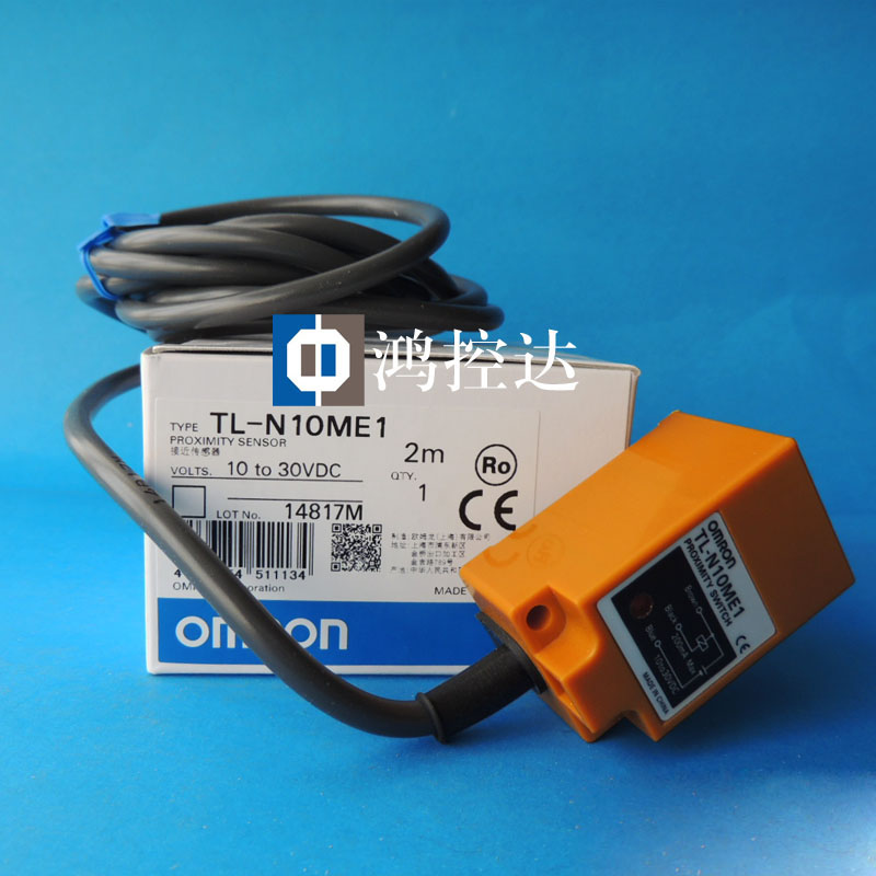 New OMRON proximity switch TL-N10ME1 2mNew OMRON proximity switch TL-N10ME1 2m