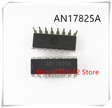 NEW 1PCS/LOT AN17825A AN17825 DIP-16 IC