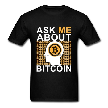 Ask Me About Bitcoin