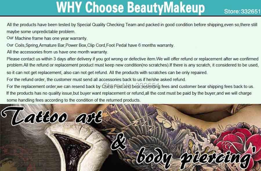BeautyMakeup Store  FAQ2