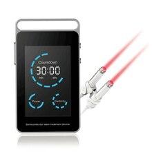 Drug Addiction Depression Insomnia Addictive Treatment LLLT Intranasal Laser Therapy Device цены онлайн